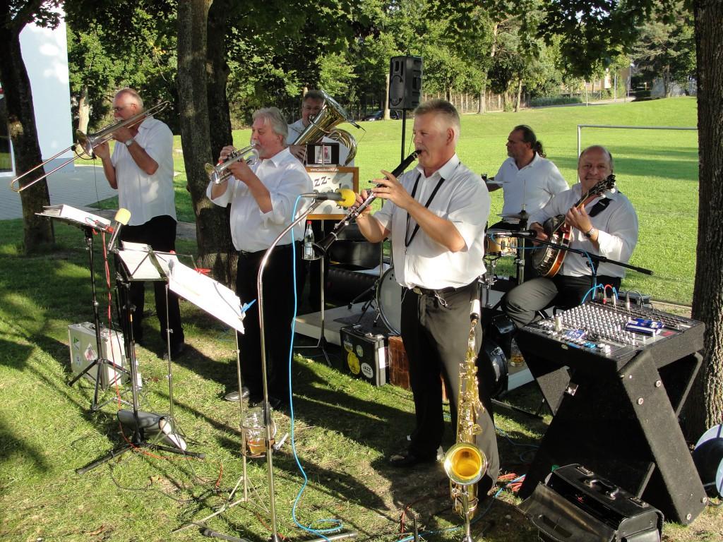 Willkommen bei der Jazzband 47