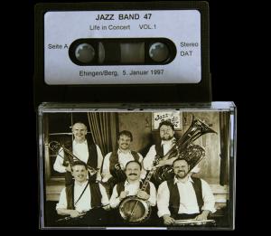Jazzband 47 MC – Livemitschnitt 1997