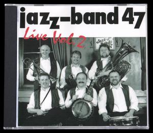 Jazzband 47 CD – Livemitschnitt 1998