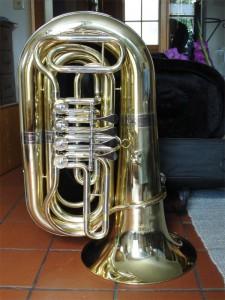 Tuba von Manfred